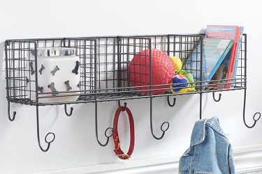 Liberty Wire Wall Shelf